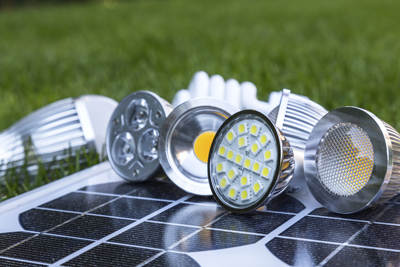 Forbes Calls Attention to Solar LED Lighting