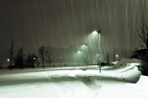 Solar Streetlights in Extreme Weather