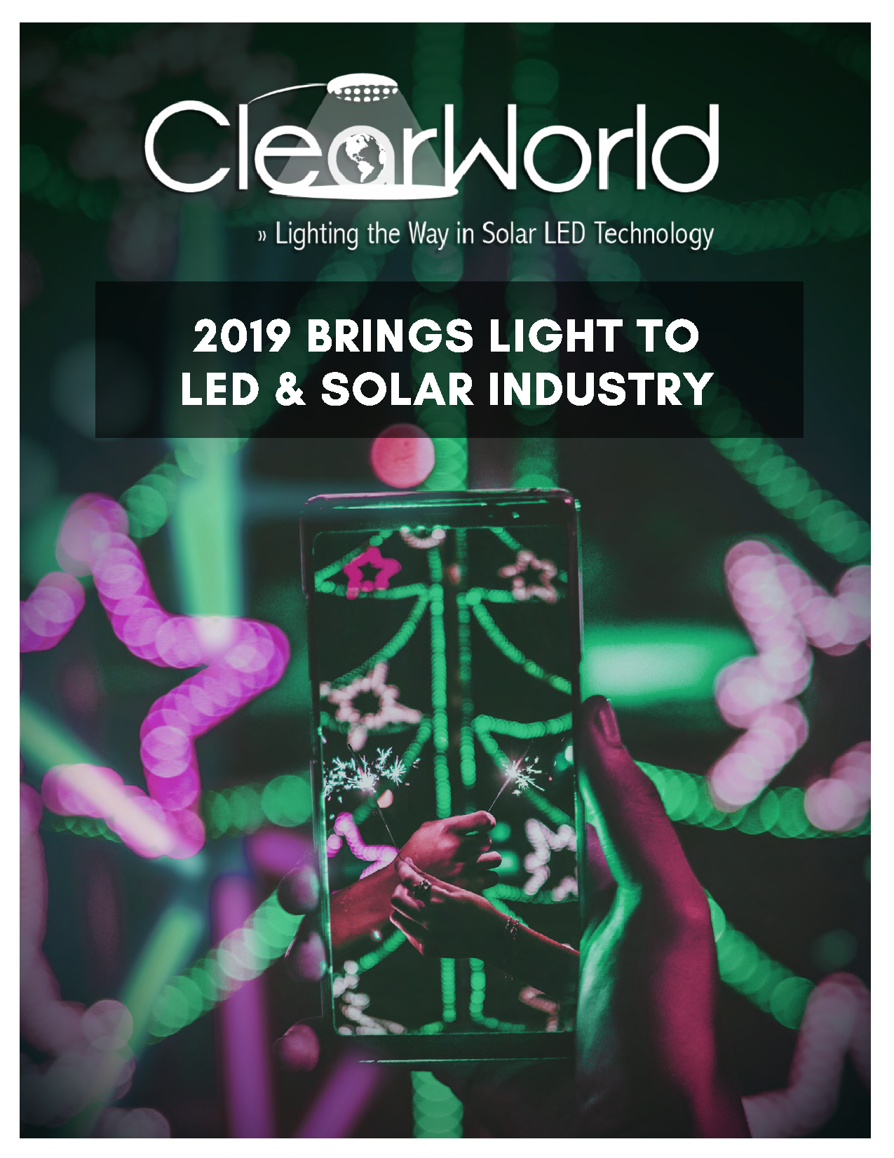 Solar LED | ClearWorld LLC