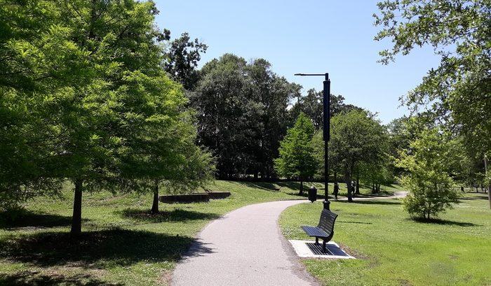 Solar Lighting for Parks