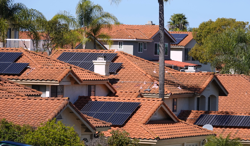 California Rooftop Solar