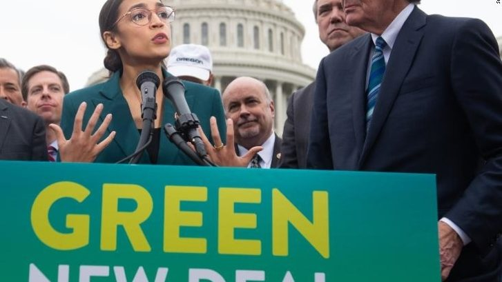 Green New Deal | ClearWorld LLC
