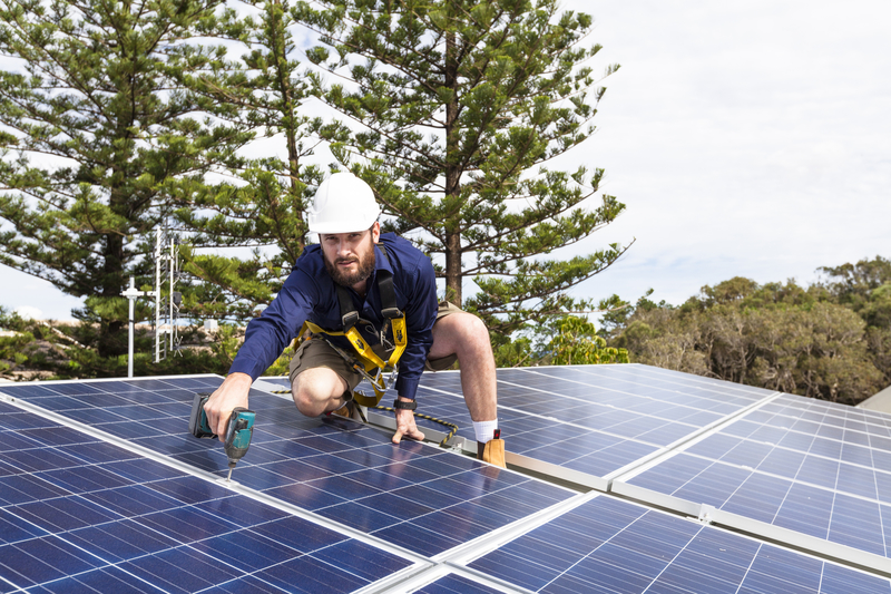 Solar Panel Installation | ClearWorld LLC