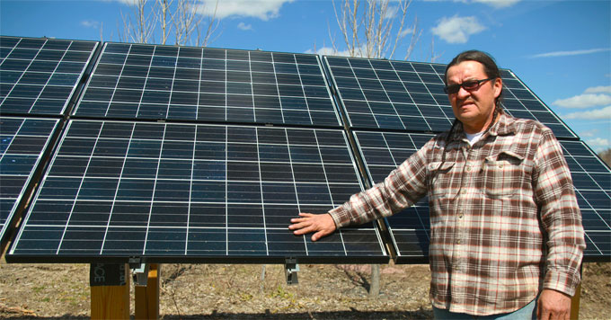 Native Solar Energy | ClearWorld LLC