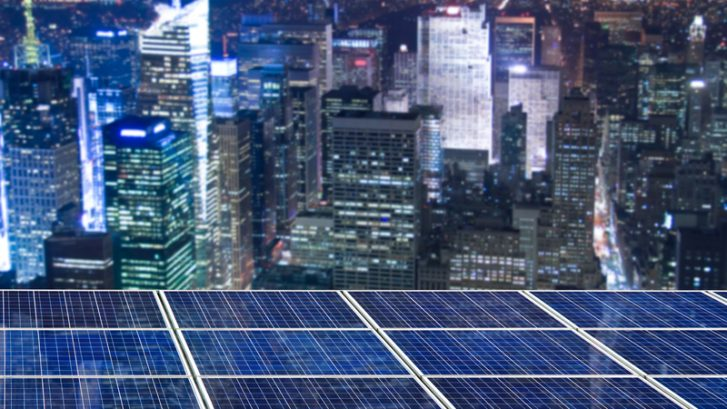 renewable energy New York